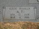"Albert Franklin ""A.F."" Casey, Jr"