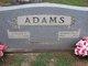 Profile photo:  Minnie <I>Page</I> Adams
