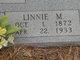 Linnie M <I>Miller</I> Good