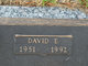 David Earl Ritchey