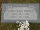 John Craig Crider