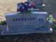 Junior Lee Anderson