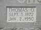 Thomas O Hughes