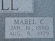 Mabel Clair <I>Ogg</I> Powell