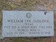 William Lee Tadlock