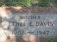 Ethel E. Davis