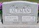 Profile photo:  Alberta L. <I>Diebert</I> Altman
