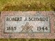 """Robert Julius """"Bob"""" Schmidt"""