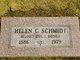 Helen Victoria <I>Johnson</I> Schmidt