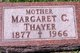 Profile photo:  Margaret Catherine <I>Eisenmenger</I> Thayer