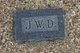 J W Dial, Jr