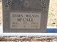 Profile photo:  Zuma <I>Wilson</I> McCall