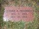 Luther Alexander Headrick
