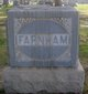 Mary Sophia <I>Farnham</I> Mills