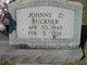 Johnny L Buckner