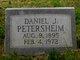 Daniel J Petersheim