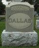 Eliza <I>Mickle</I> Dallas