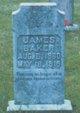 Profile photo:  James Hays Baker