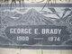 George Erwin Brady