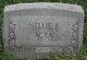 Nellie R <I>Staples</I> Acra
