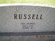 Anna Luella <I>Woodruff</I> Russell