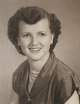 "Profile photo:  Carol Loyce ""Pat"" <I>Mathes</I> Cramsey"