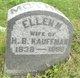 Profile photo:  Ellen Margaret <I>Baum</I> Kauffman