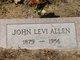 John Levi Allen