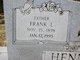 Frank Louis Henderson