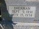 Sherman Fred Tatum