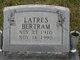 Profile photo:  Latres Bertram
