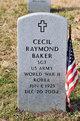 Profile photo:  Cecil Raymond Baker