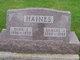 Elsie Jane <I>Jones</I> Haines