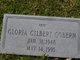 "Gloria Gilbert ""Pete"" Cobern"
