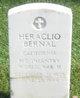 Heraclio Bernal