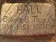 Thomas Gladdin Hall