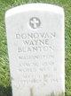 Donovan Wayne Blanton