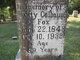 "Elizabeth ""Betty"" <I>Himes</I> Fox"