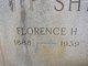 Florence <I>Head</I> Shields