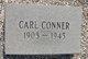 Profile photo:  Carl Conner