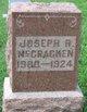 Joseph Richard McCracken
