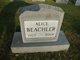 Profile photo:  Alice Louise <I>Sherlock</I> Beachler