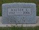 """Walter E. """"Pete"""" Westerbeck"""