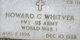 Howard C Whitver