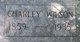 Charley D Wilson
