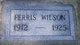 Ferris Edgar Wilson