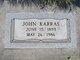 John N. Karras