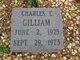 Charles E Gilliam