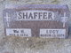 William H Shaffer