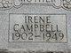 Irene Mae <I>Reynolds</I> Campbell